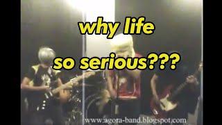 GIGI - Melayang Cover by AGORA Band