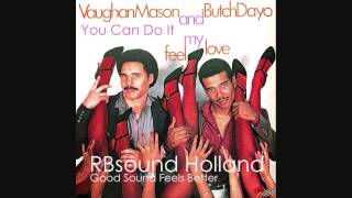 Vaughan Mason - You Can Do It (1982) HQsound