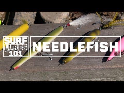Fishing Needlefish Lures With Zeno Hromin
