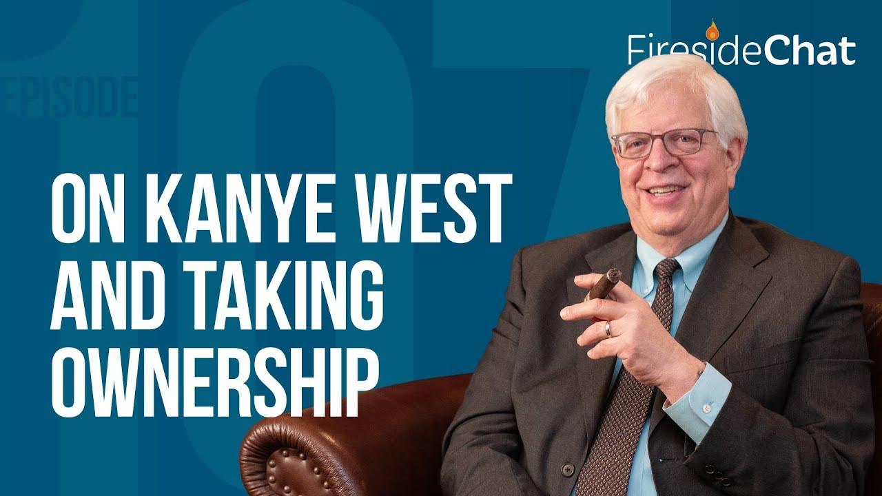 PragerU Fireside Chat Ep. 107 - On Kanye West and Taking Ownership