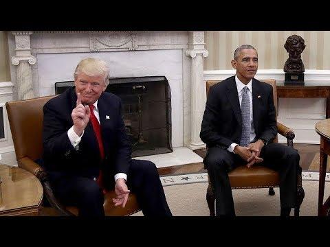 《今日点击》川普痛斥奥巴马时期政府网络主管成为华为政治说客