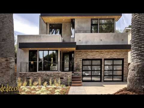7 modern prefabs in california  interior design -İdeas House Design Decor