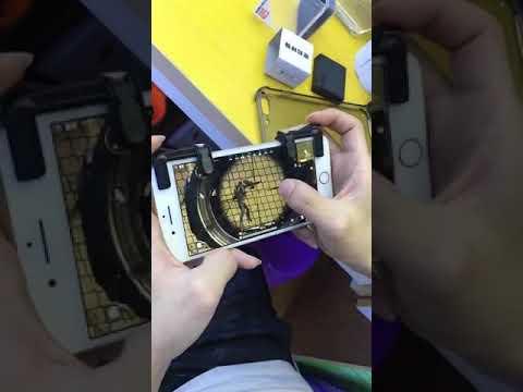 Review gamepad pubg joy stick l1r1 fire button