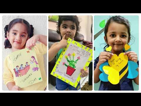 Teacher's Day 2020 | A short film by students of Rainbow Preschool International