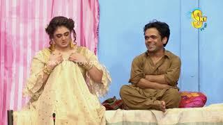 Vicky Kodu and Priya Khan Stage Drama Nasha Sajna Da Full Comedy Clip 2018