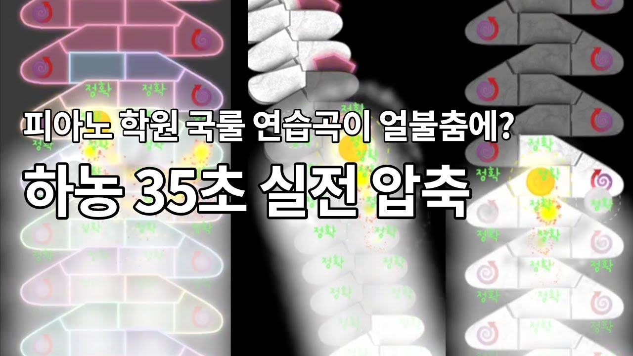 [ADOFAI custom] 정한 - 하농 35초 압축