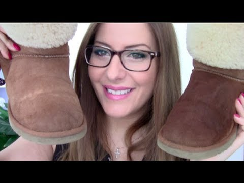 ugg boots reinigen youtube