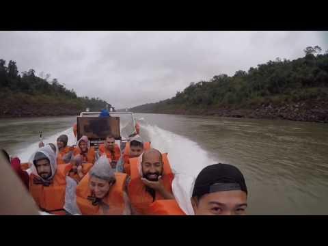 Ride - twenty one pilots (Foz Do Iguaçu and Paraguay trip September 2016)