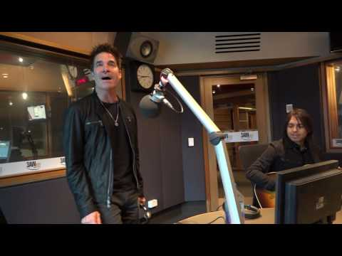 Train performs Play That Song on 3AW