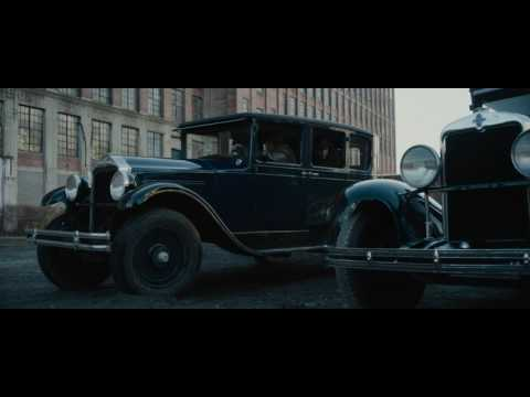 Live By Night - Car Chase Scene 60fps (SuperHD)