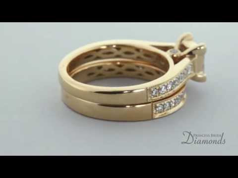 princess-bride-diamonds-huntington-beach-|-$3,998-|-0.37ct-4-princess-cut-wedding-set