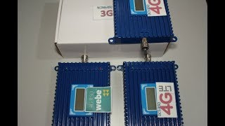 4G LTE Signal Booster Repeater