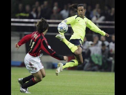 Ronaldinho • Le Roi du contrôle de la balle