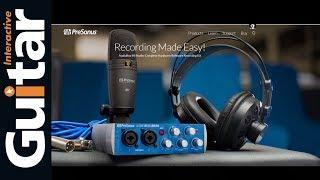 PreSonus AudioBox USB 96 | Review