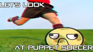 Let's Look At: Pupper Soccer  2014!