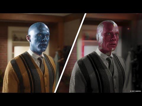 VFX Secrets of Marvel Studios' WandaVision!