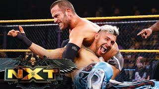 Roderick Strong w/The Diamond Mine vs. Asher Hale: WWE NXT, June 29, 2021