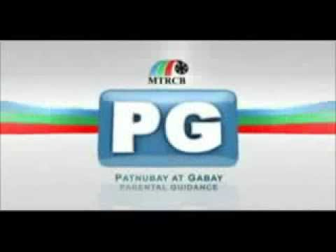 MTRCB PG TV Rating System True Motion Picture