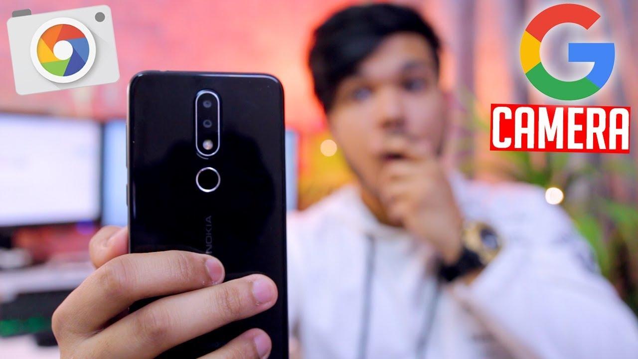 GOOGLE Camera On NOKIA 6 1 PLUS How to ?? ( RealMe 2 PRO Ke liye Ayega?)