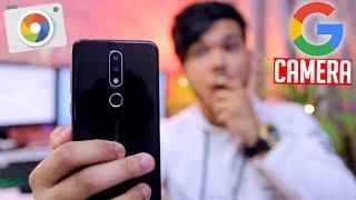 GOOGLE Camera On NOKIA 6.1 PLUS How to ??  ( RealMe 2 PRO Ke liye Ayega?)