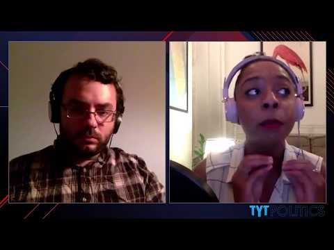 Briahna Gray's interview with Michael Tracey (Rebel HQ​, uploaded on August 25, 2017)