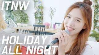 figcaption 소녀시대(Girls' Generation) - Holiday & All Night & 다시 만난 세계(Into The New World) - PLAYUS Cover