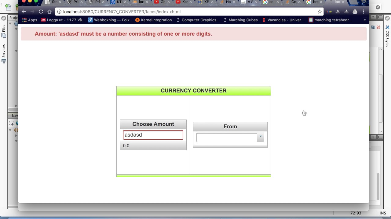 Javaee jsf jpaejb primefaces 40 currency converter demo javaee jsf jpaejb primefaces 40 currency converter demo ccuart