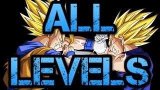 ALL Power Levels Dragon Ball / Z / Kai / GT (All Saga