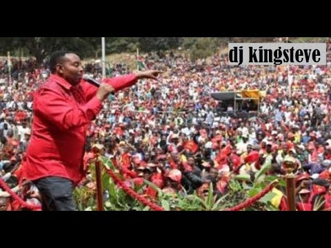 Download Dj Kingsteve Kikuyu Gospel mix ft ben githae, shiru gp, muigai njoroge