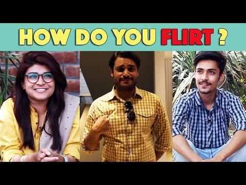 Bolo Pakistan | How do you flirt? | MangoBaaz