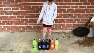 3JS Science Topic Talk - Part 1 - Mentos Explosion