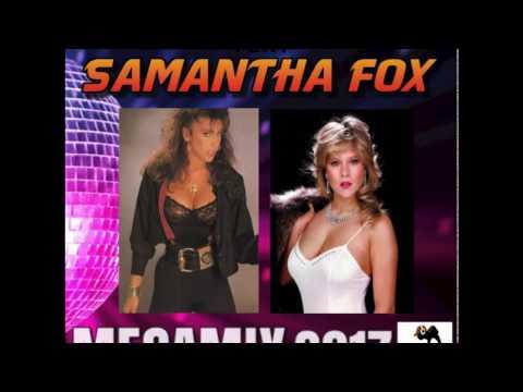 Sabrina & Samantha Fox Megamix 2017