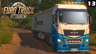Estradas Perigosas - Euro Truck Simulator 2