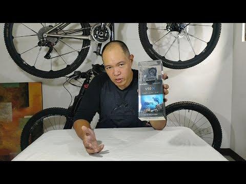 Murang Action Cam - AKASO V50X