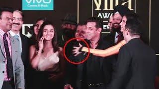 Salman Khan & Katrina FUNNIEST Moment While Taking Selfie
