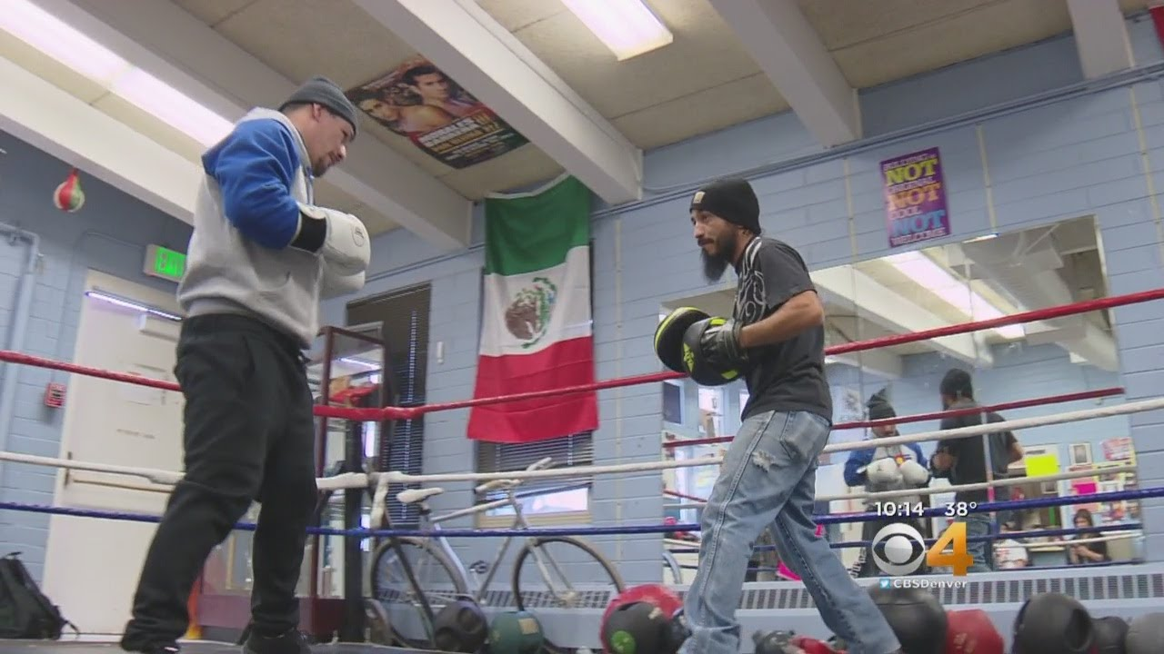Colorado Boxing Coaches Help Troubled Father