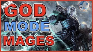 God Mode Mages (Necro GR Speed Build - Season 18 Patch 2.6.6)