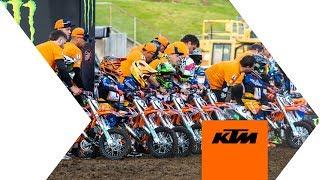 2018 KJSC S-X OPEN AUCKLAND | KTM