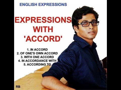 'accord'-&-'according-to'||-english-words-&-expressions