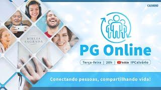 PG ONLINE - TIREM A PEDRA