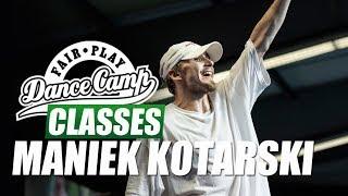 ★ Maniek Kotarski ★ Apes**t ★ Fair Play Dance Camp 2018 ★