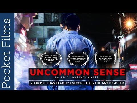 Uncommon Sense Promo - Indian Short Film on Human Emotions