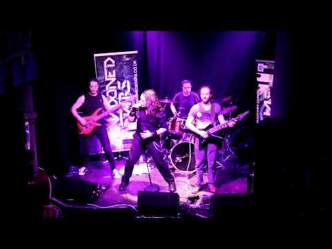 Abandoned Stars - Beyond reason live @ The Underground, Edinburgh 13.03.2014