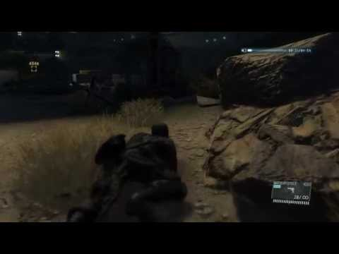 MGS 5 Mission 30 S Rank Perfect, One Last Time For Hideo