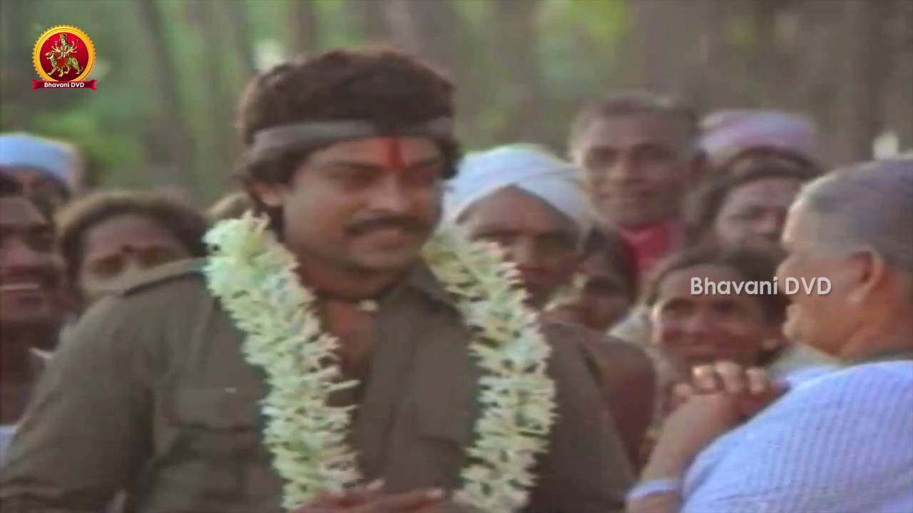 Kadilindi Kadilindi Video Song || Raktha Sindhuram Movie || Chiranjeevi, Radha