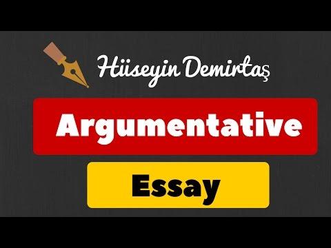Argumentative Essay Nasıl Yazılır