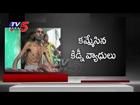 Kidney Diseases To Srikakulam Villagers Of By Factory Pollution | TV5 News
