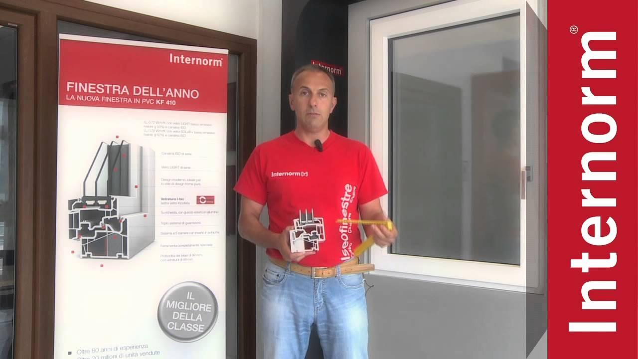 Kf410 iseo finestre internorm youtube - Prezzi finestre internorm ...