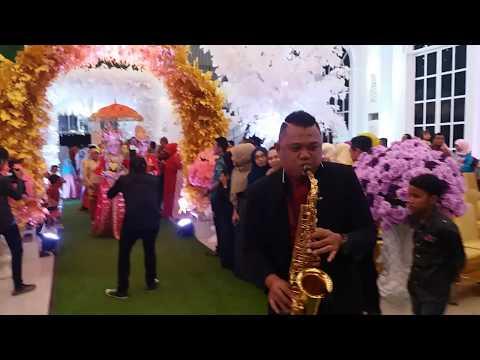 Hulondalo Lipu'u Wedding Ririn & Noval Saxophone Oyo Lamohamad Gorontalo