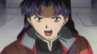 Evangelion за 2 минуты.